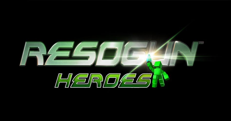 RESOGUN shooter action sci-fi battle psychedelic (6) wallpaper