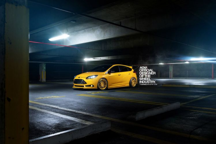 FORD-FOCUS-ST wallpaper