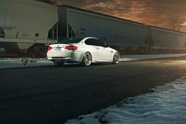 BMW M3-E92 wallpaper