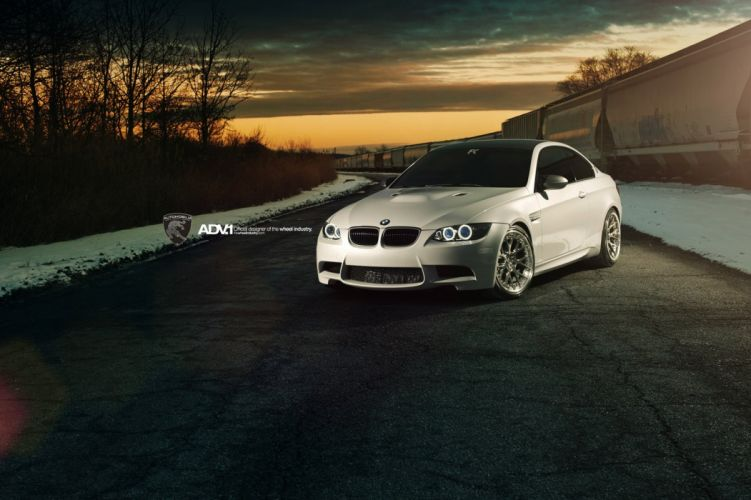 BMW M3-E92 wallpaper