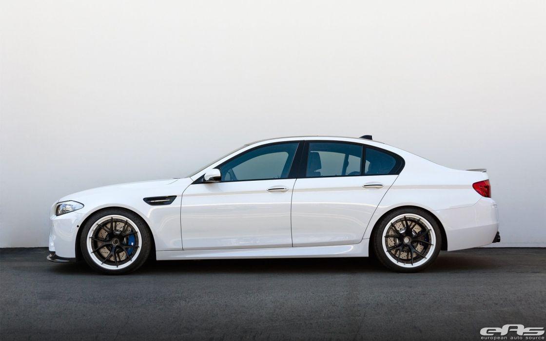 BMW M5-F10 wallpaper