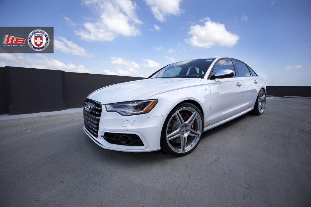 Audi-S6 wallpaper
