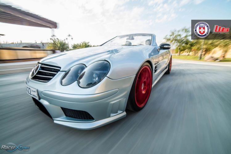 Mercedes-SL-55-AMG wallpaper