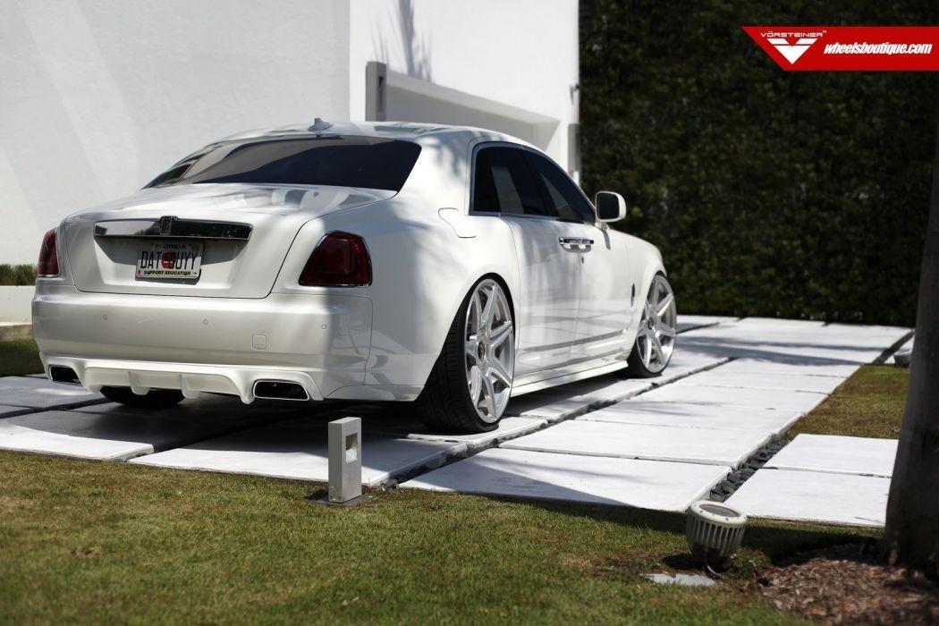 Rolls-Royce wallpaper