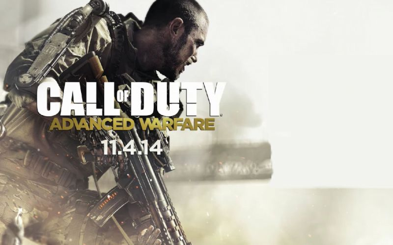 CALL OF DUTY Advanced Warfare battle warrior military action shooter sci-fi (4) wallpaper