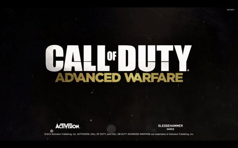 CALL OF DUTY Advanced Warfare battle warrior military action shooter sci-fi (10) wallpaper