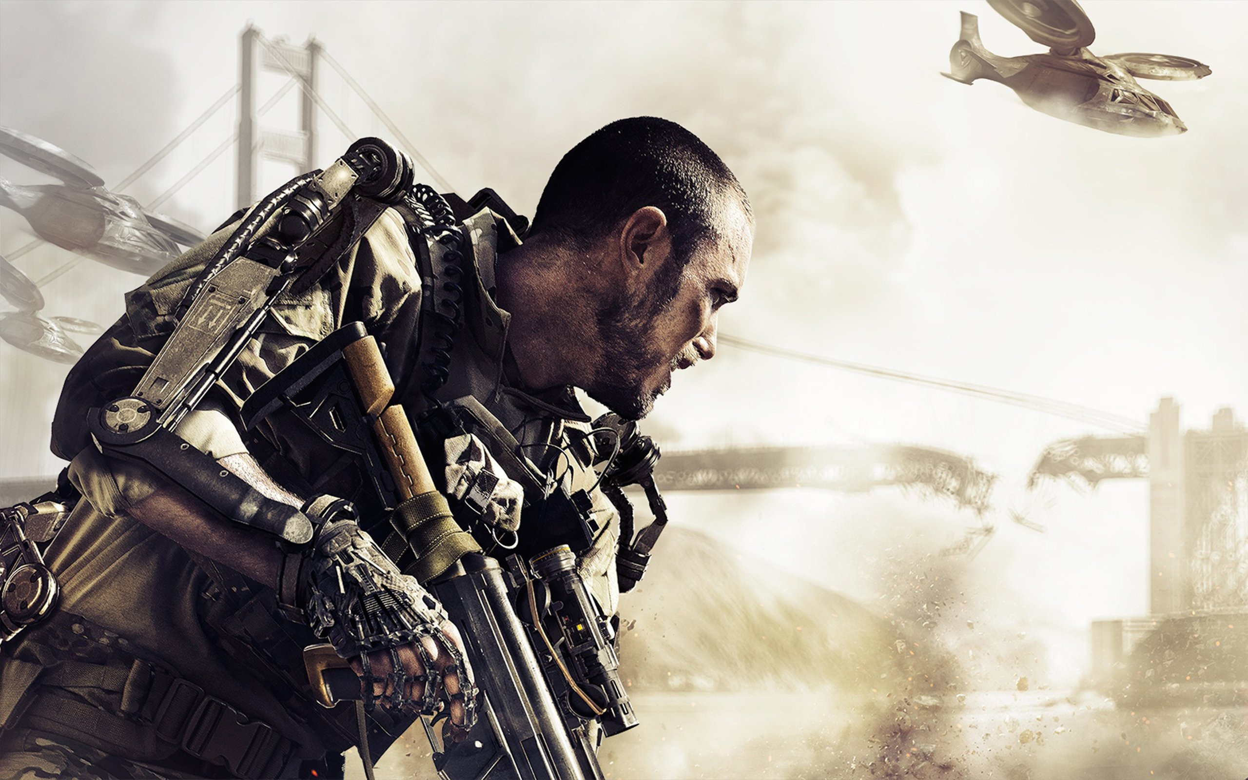 Call of Duty Advanced Warfare Poster Call of Duty Advanced Warfare