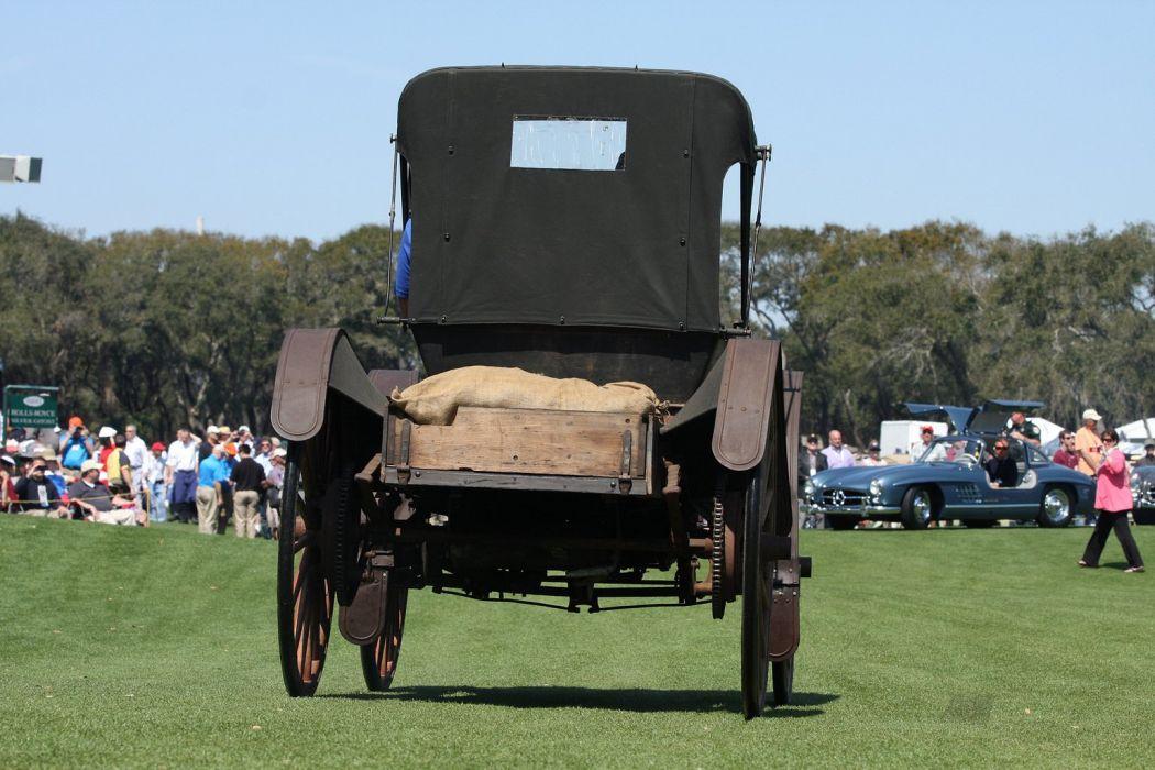 1909 IHC Autowagon Car Vehicle Classic Retro 1536x1024 (6) wallpaper