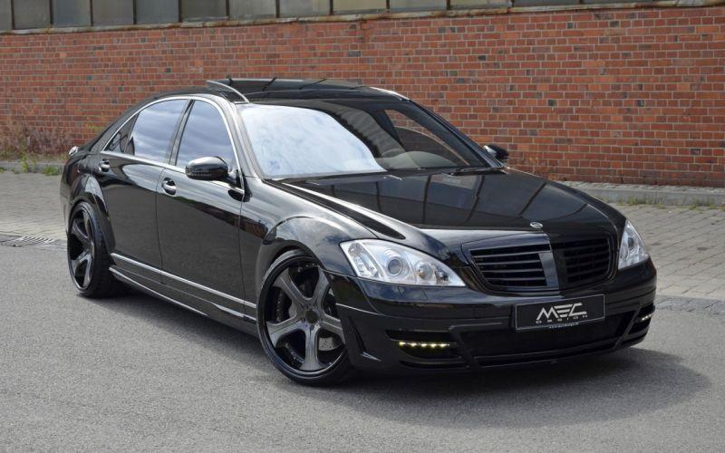 Mercedes-S500 wallpaper