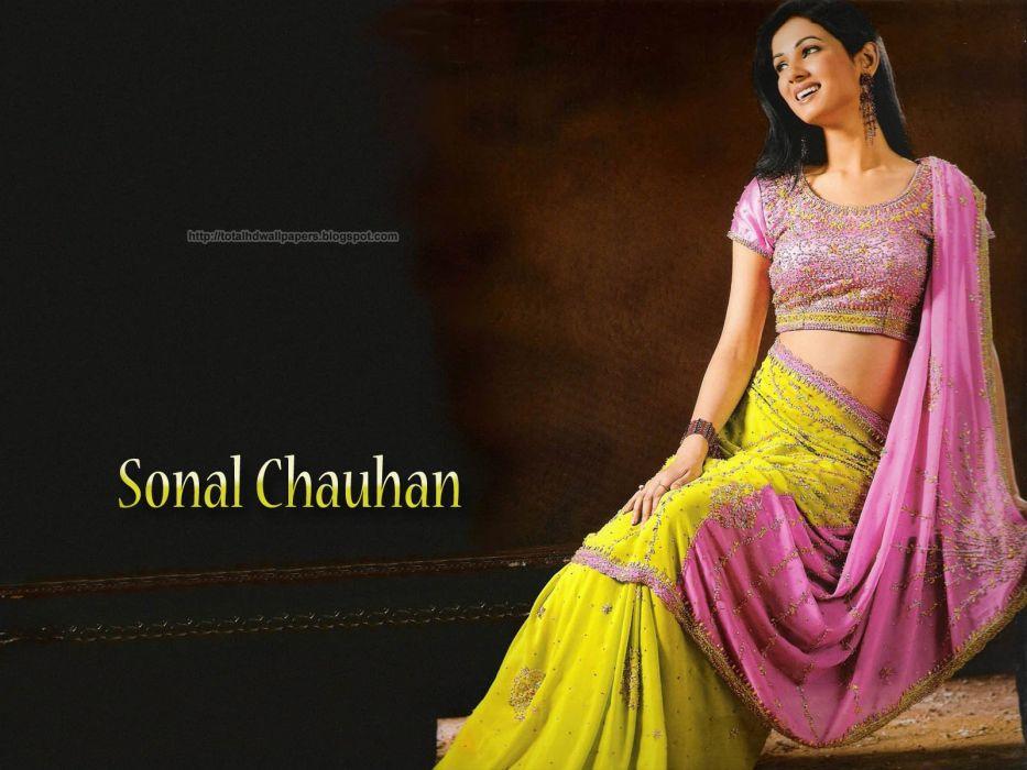 SONAL CHAUHAN bollywood actress model babe (2) wallpaper