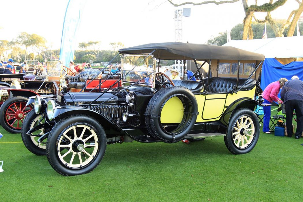 1914 Packard Model 138 Phaeton Car Vehicle Classic Retro 1536x1024 (1) wallpaper