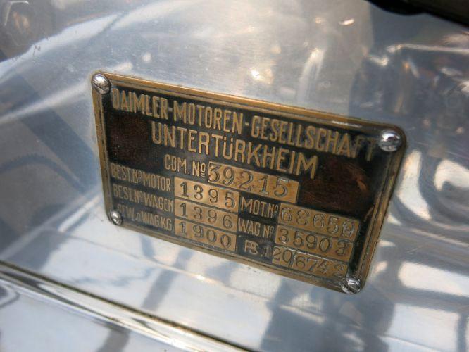 1927 Mercedes-Benz 680-S Torpedo Roadster Car Vehicle Classic Retro Germany 1536x1024 (9) wallpaper