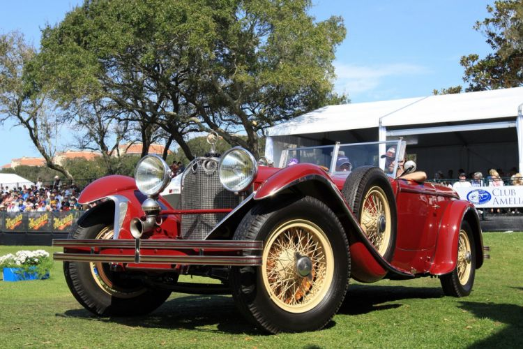 1927 Mercedes-Benz 680-S Torpedo Roadster Car Vehicle Classic Retro Germany 1536x1024 (12) wallpaper
