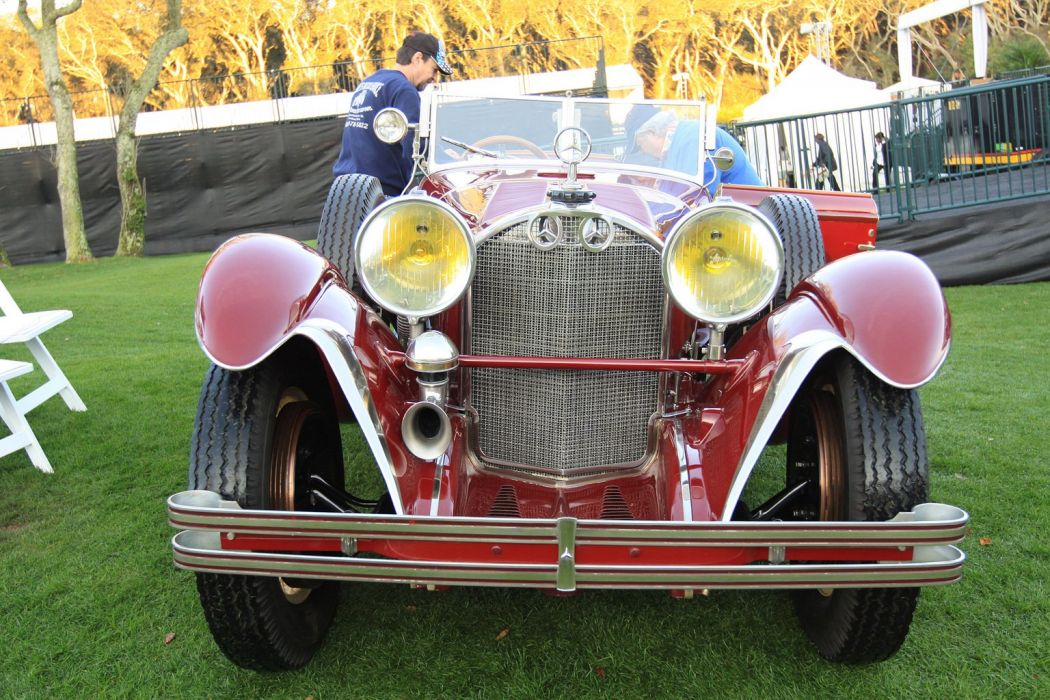 1927 Mercedes-Benz 680-S Torpedo Roadster Car Vehicle Classic Retro Germany 1536x1024 (14) wallpaper