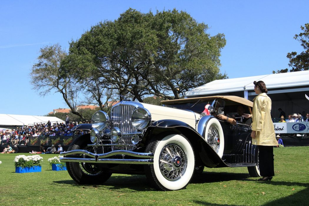 1929 Duesenberg Model-J LeBaron Dual Cowl Phaeton Car Vehicle Classic Retro 1536x1024 (1) wallpaper