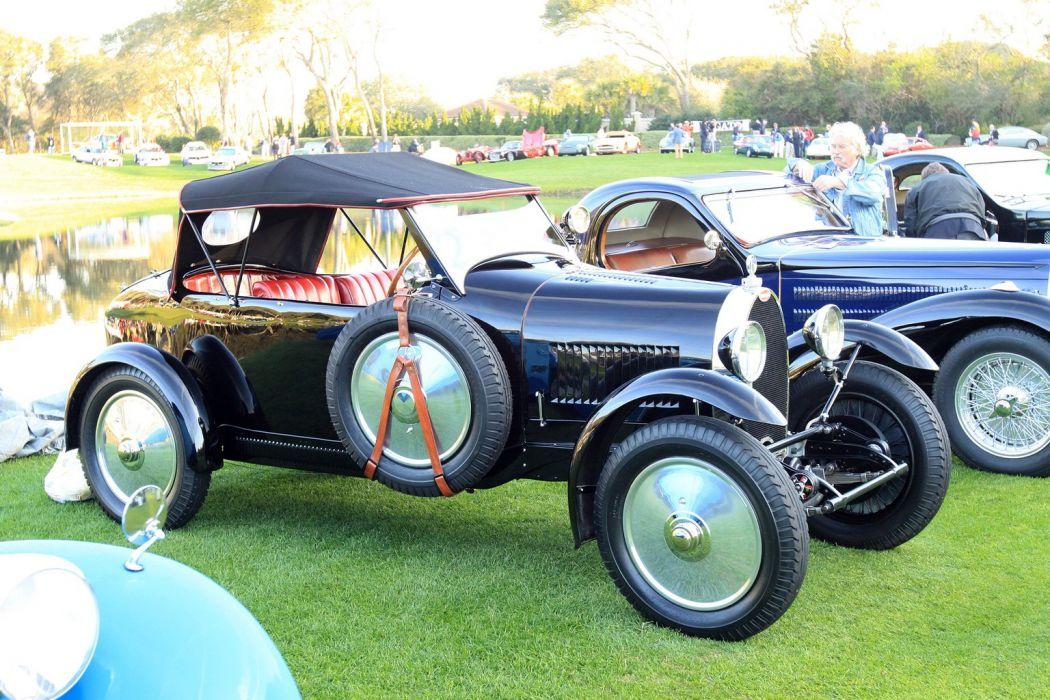 1929 Bugatti Type 40 Grand Sport Car Vehicle Classic Retro 1536x1024 wallpaper