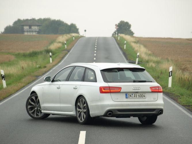 2011-Audi-A6-Avant wallpaper