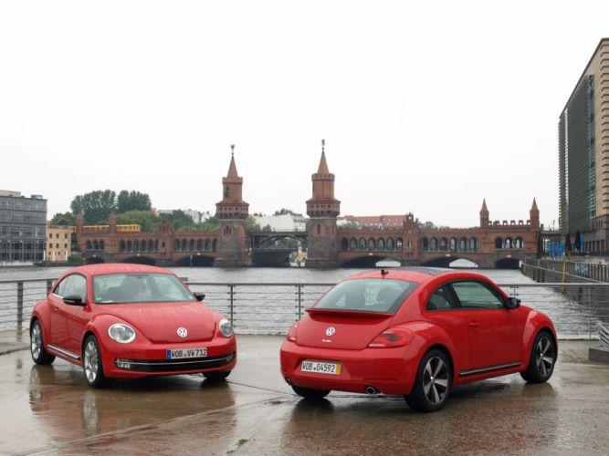 2011-Volkswagen-Beetle wallpaper