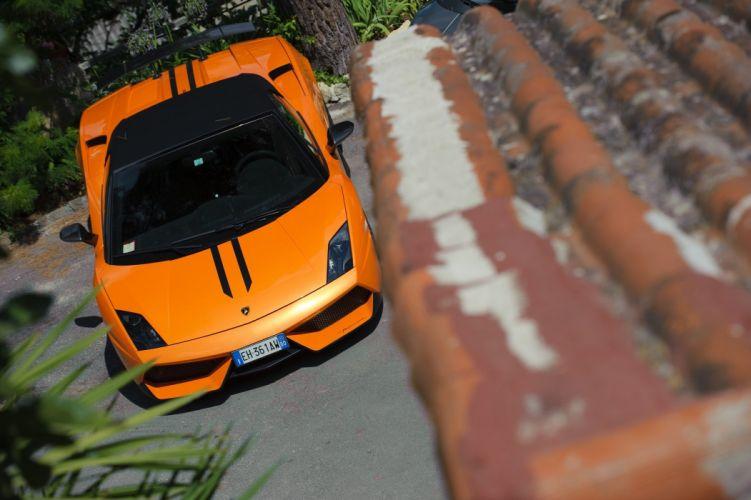 2011-Lamborghini-Gallardo-LP570-4-Spyder-Performante wallpaper