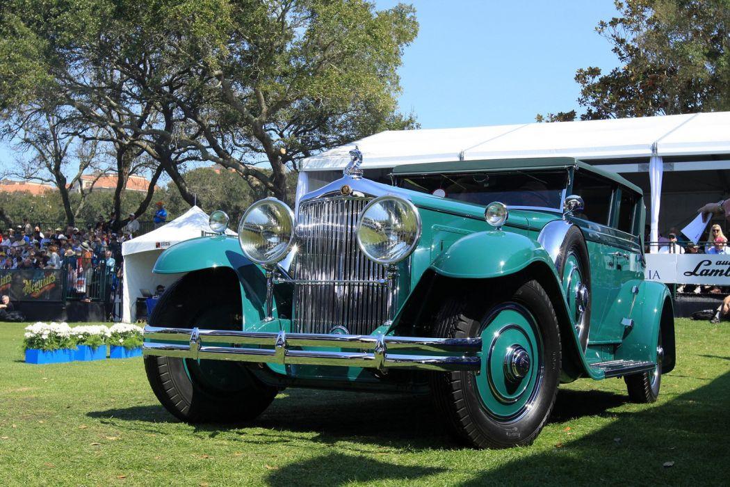 1931 Minerva AL Rollston Convertible Sedan Car Vehicle Classic Retro 1536x1024 (3) wallpaper