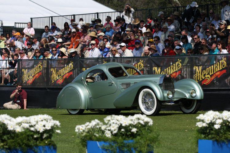 1934 Bugatti Type 57 Aerolithe Recreation Car Vehicle Classic Sport Supercar Sportcar Supersport Retro 1536x1024 (4) wallpaper
