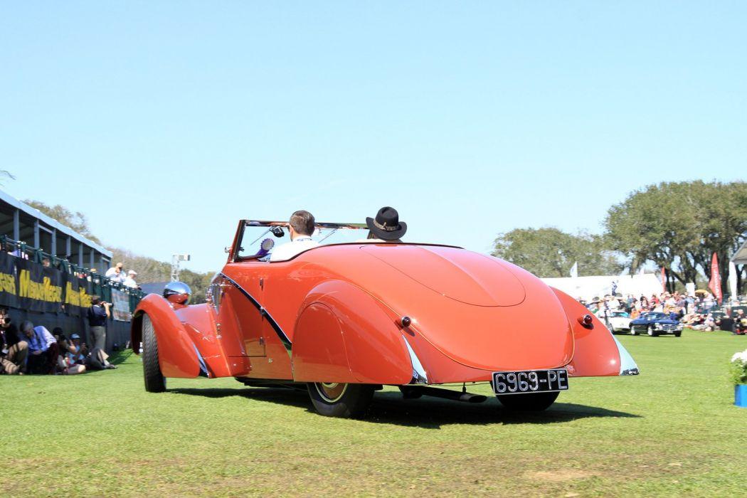 1934 Bugatti Type-57 Paul-Nee Cabriolet Car Vehicle Sport Supercar Sportcar Supersport Classic Retro 1536x1024 (2) wallpaper