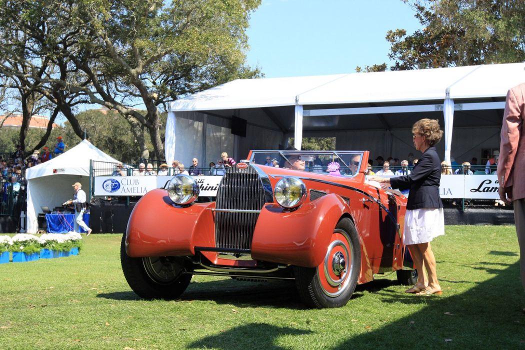 1934 Bugatti Type-57 Paul-Nee Cabriolet Car Vehicle Sport Supercar Sportcar Supersport Classic Retro 1536x1024 (1) wallpaper