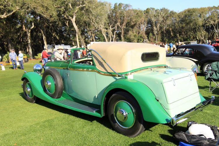 1934 Hispano-Suiza J12 Sedanca Drophead Coupe Car Vehicle Classic Retro 1536x1024 (4) wallpaper