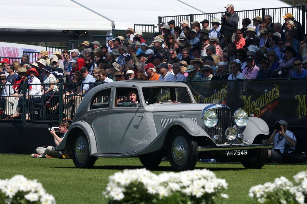 1935 Bentley 3Az Litre Rippon Aerodynamic Sports Saloon Car Vehicle Classic Retro 1536x1024 (2) wallpaper