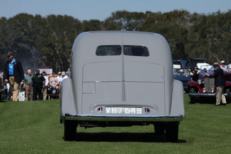 1935 Bentley 3Az Litre Rippon Aerodynamic Sports Saloon Car Vehicle Classic Retro 1536x1024 (6) wallpaper