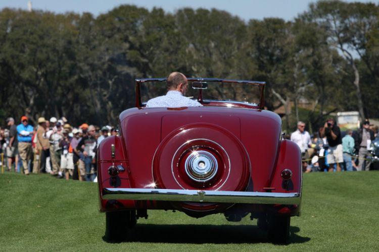 1935 Duesenberg Model-J Bohman-&-Schwartz Roadster Car Vehicle Classic Retro 1536x1024 (2) wallpaper