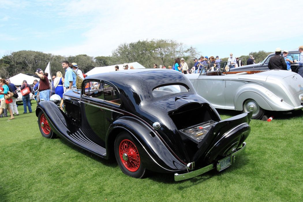 1936 Bentley 4A wallpaper