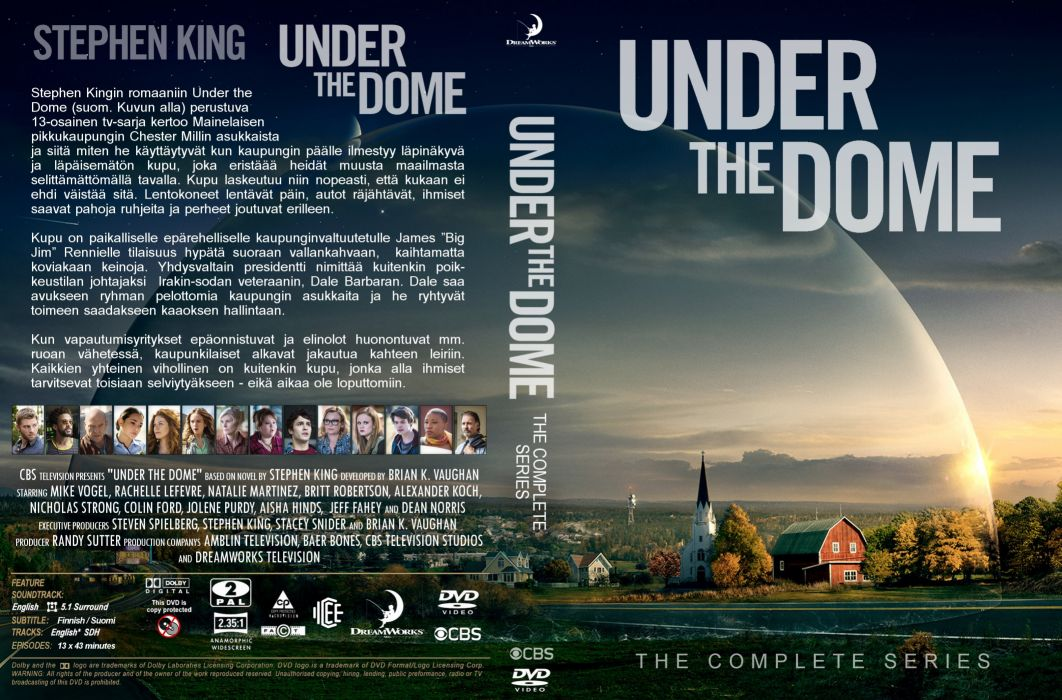 UNDER THE DOME drama mystery thriller sci-fi series horror (10) wallpaper