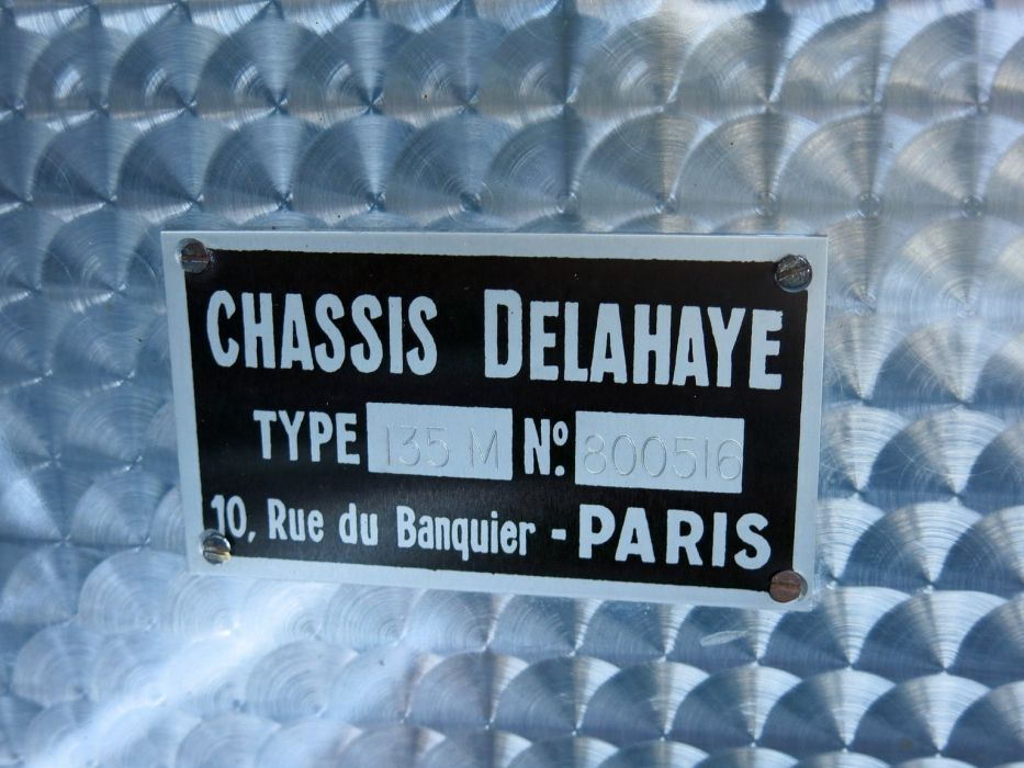 1948 Delahaye 135M Cabriolet Figoni-and-Falaschi Car Vehicle Classic Retro 1536x1024 (8) wallpaper