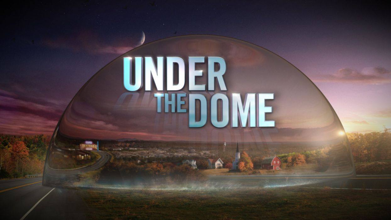 UNDER THE DOME drama mystery thriller sci-fi series horror (11) wallpaper