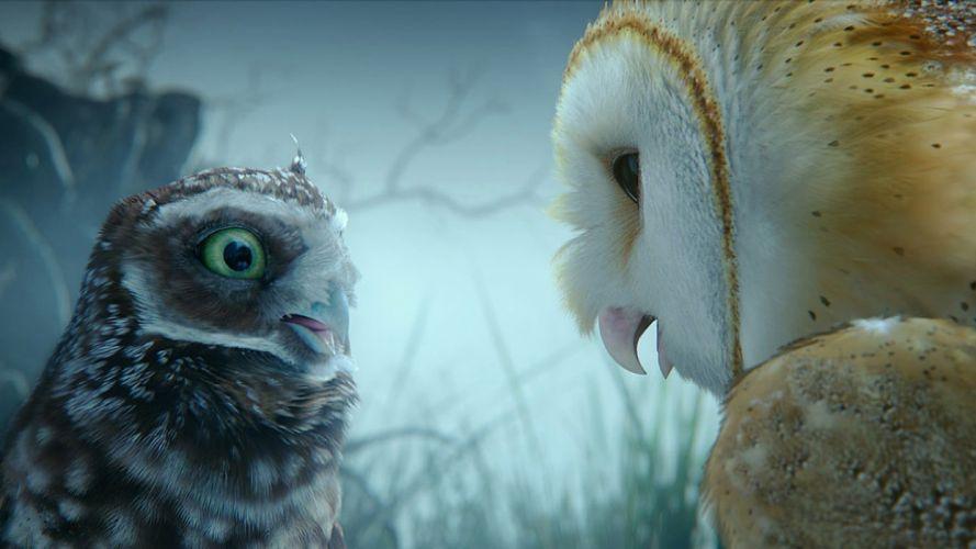 LEGENDS GUARDIANS OWLS GAHOOLE animation fantasy adventure family cartoon hoole owl (2) wallpaper