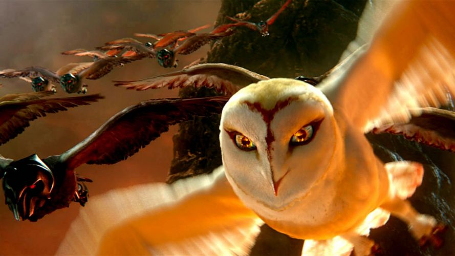 LEGENDS GUARDIANS OWLS GAHOOLE animation fantasy adventure family cartoon hoole owl (5) wallpaper
