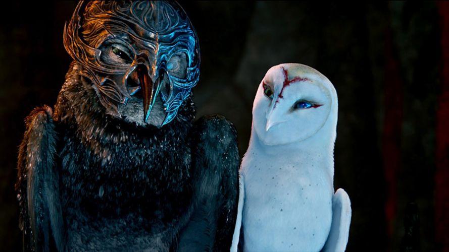 LEGENDS GUARDIANS OWLS GAHOOLE animation fantasy adventure family cartoon hoole owl (6) wallpaper