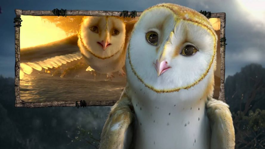 LEGEND GUARDIANS OWLS GAHOOLE animation fantasy adventure family cartoon hoole owl (45) wallpaper