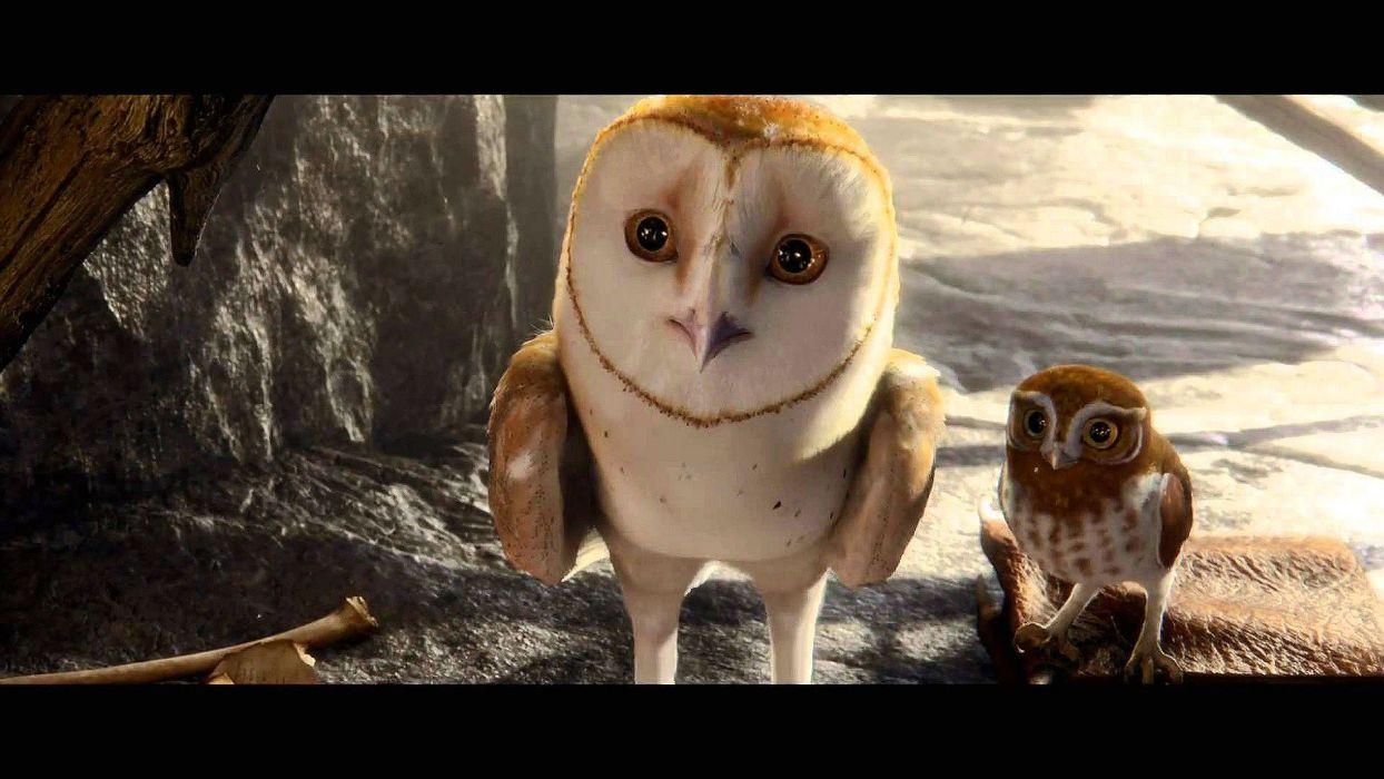 LEGEND GUARDIANS OWLS GAHOOLE animation fantasy adventure family cartoon hoole owl (46) wallpaper