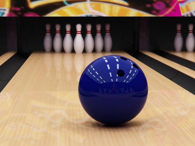 BOWLING ball game classic bowl sport sports (38) wallpaper