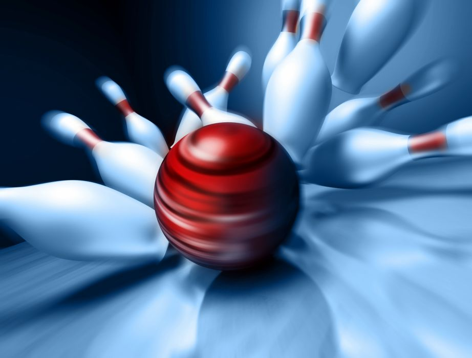 BOWLING ball game classic bowl sport sports (64) wallpaper
