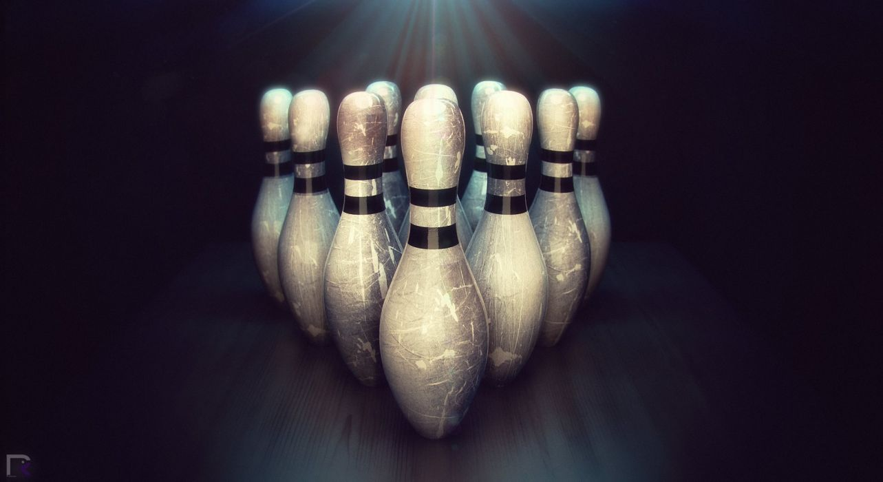 BOWLING ball game classic bowl sport sports (68) wallpaper