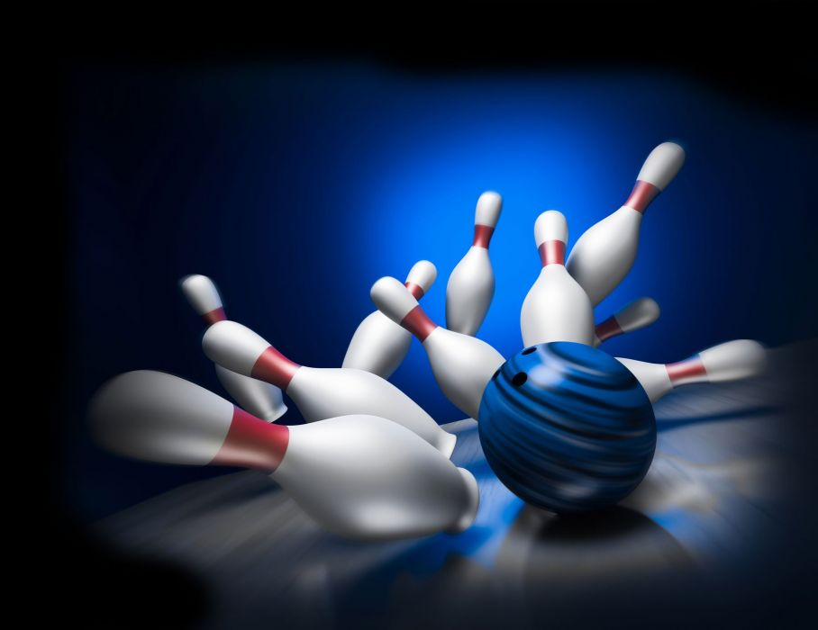 BOWLING ball game classic bowl sport sports (70) wallpaper