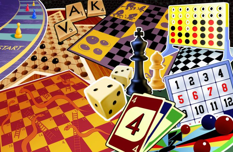 BOARD GAMES classic family game (20) wallpaper