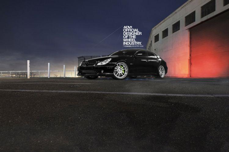 Mercedes-CLS wallpaper