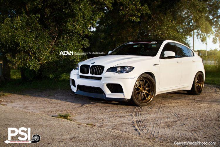 BMW-X6-M wallpaper