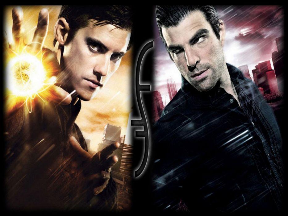 HEROES sci-fi drama thriller series superhero (4) wallpaper