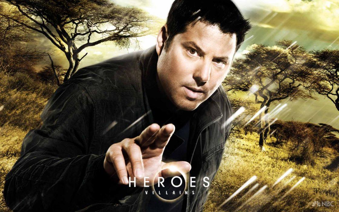 HEROES sci-fi drama thriller series superhero (6) wallpaper