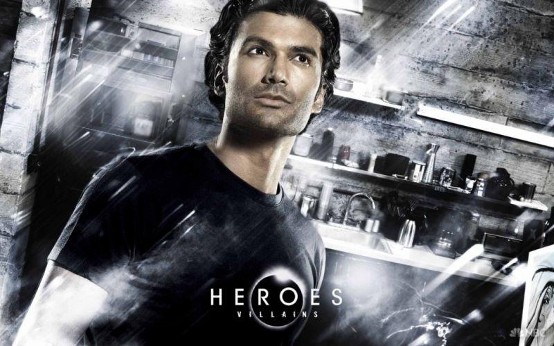 HEROES sci-fi drama thriller series superhero (10) wallpaper